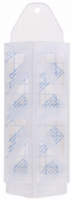 Demi-Diamond Clothes Moth PheromoneTraps (10 Pads & 3 Holders)
